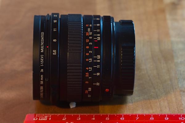 XPAN 30mm F/5.6