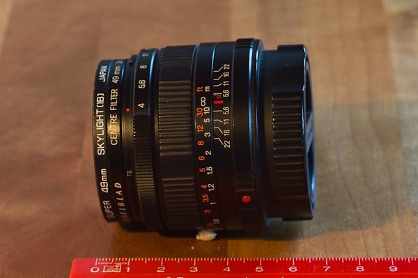 XPAN 45mm f/4